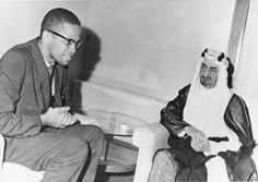 How Malcolm X Became a Real Muslim