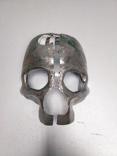 mask dishonored 1.5 mm iron