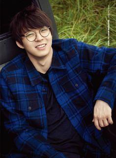 Micky Yoochun - JYJ Magazine January Issue '15