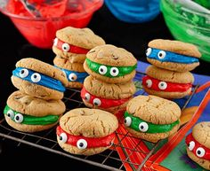 How adorable are these Chocolate Chip Cookies and they are all dressed up and waiting for an invite to your party!