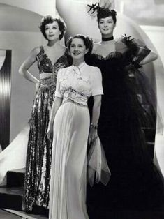 Top fashion films - The Women 1939