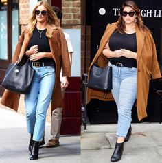 Buy Plus Size Women S Clothing Online Code: 4380322862 Casual Day Outfits, Curvy Outfits, Plus Size Outfits, Fall Outfits, Fashion Outfits, Size 12 Women, Plus Size Fashion For Women, Curvy Women Fashion, Womens Fashion