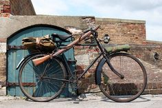 Royal Sussex Cyclist battalion 1914