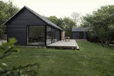 Længehus L70S - Mønhuset - Arkitekttegnede feriehuse