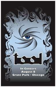 Concert poster art #music Tool