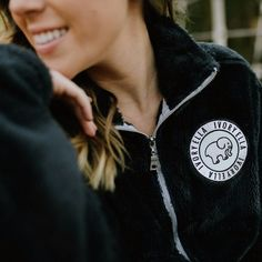 FINAL SALE - Items cannot be returned or exchanged. Fuzzy and warm. oh and did we mention it's the softest fleece you'll ever own? Embroidery Supplies, Outerwear Women, Preppy, Cute Outfits, Zip, Final Sale, Sale Items, Long Sleeve, Casual