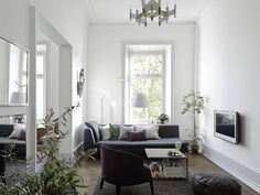 Bostadsrätt, Chalmersgatan 5 i Göteborg - Entrance Fastighetsmäkleri