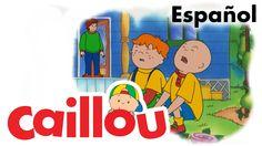 Caillou ESPAÑOL - La fiesta sorpresa  (S02E14)