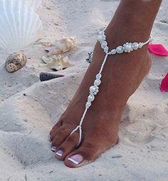 SALE 20% OFF Pearl Bridal Barefoot Sandals,Wedding Barefoot Sandals,Beach Wedding Barefoot Sandal,Bridal Foot Jewelry,Footless Sandal Wedding Foot Jewelry http://www.amazon.com/dp/B01CTP8L1S/ref=cm_sw_r_pi_dp_Sou.wb15HH6ZG