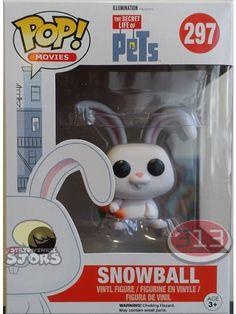 Snowball The Secret Live of Pets