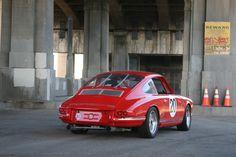 Early Porsche 911 SWB