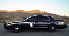 Nevada Highway Patrol -  Ford Crown Vic Police Interceptor P71