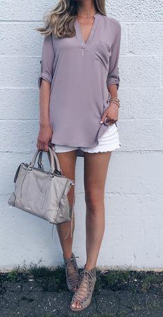 <blush tunic>
