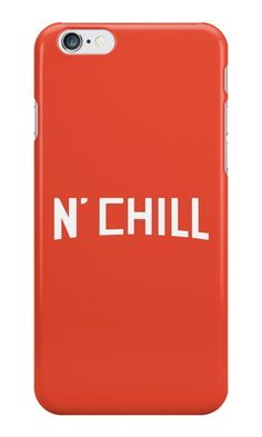 Our N'Chill - Netflix & Chill Phone Case is available online now for just £5.99.    Our N'Chill phone case is always a conversation starter between friends.    Material: Plastic, Production Method: Printed, Weight: 28g, Thickness: 12mm, Colour Sides: Clear, Compatible With: iPhone 4/4s | iPhone 5/5s/SE | iPhone 5c | iPhone 6/6s | iPhone 7 | iPod 4th/5th Generation | Galaxy S4 | Galaxy S5 | Galaxy S6 | Galaxy S6 Edge | Galaxy S7 | Galaxy S7 Edge | Galaxy S8 | Galaxy S8+ | Galaxy J5, Features…