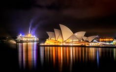 Here Comes The Queen by Steven Markham on Here Comes, Queen Mary, Opera House, Sydney, Past, Building, Travel, Image, Google