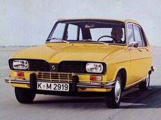 Renault 16. Wonderful screaming rolling speedy car, contrast from Peugeot. R16 drivers in Australia all waved to each other. Peugeot 504 drivers, who knew their car from same Australian assembly plant had same paint but cost $4000, not $3000 for R16... well, they didn't wave to anyone. I drove my first R16 wickedly fast.