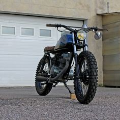 Honda cg 125 Scrambler