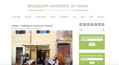 Elizabeth Minchilli in Rome, Biscottificio Innocenti, Blog, Blogger, Trastevere, http://www.elizabethminchilliinrome.com/2015/09/eating-walking-in-trastevere-rome/