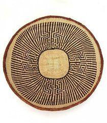 African Tonga Basket