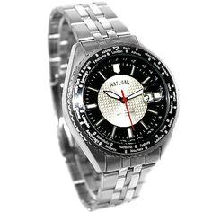 FW829A Matt Silver Band Round PNP Shiny Silver Kasse Mænd IPS Classtic Watch