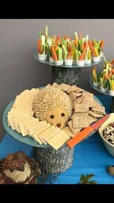 Hedgehog Cheeseball