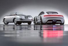 ポルシェのEV開発担当ミッションEは後輪駆動クーペカブリオレの派生モデルもある