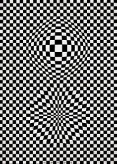 Victor Vasarely On Pinterest Op Art Cubes And Optical