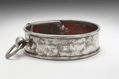 Dog Collar  France, 19th century  The Philadelphia Museum of Art