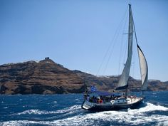 TRAVEL'IN GREECE | Sailing in Greece, #travelingreece