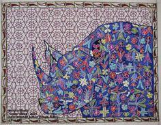 Martha Shade Artwork: Under Siege