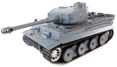 CARRO-ARMATO-HENG-LONG-1-16-GERMAN-TIGER-FUMO-RUMORI-SPARA-PALLINI-COD-29125