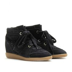 mytheresa.com - Isabel Marant - SNEAKER BOBBY IN SUEDE - Luxury Fashion for Women / Designer clothing, shoes, bags