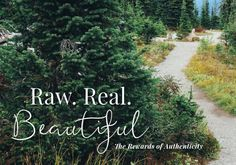 Discover the rewards of authenticity. #theperpetualyou #createease #embracebeauty
