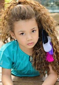 Pretty little girl by meghan