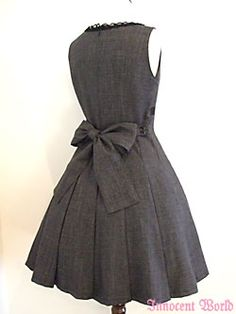 Pleated flared dress from Innocent World