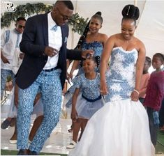 shweshwe wedding dresses Aside from the designs for every day and classic events, here are shweshwe dresses to suit your engagement next season South African Wedding Dress, African Bridal Dress, African Wedding Attire, African Lace Dresses, African Fashion Dresses, African Attire, African Traditional Wedding Dress, Traditional Wedding Attire, Wedding Dresses 2018