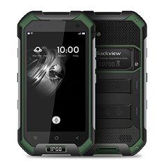 Black Friday Blackview BV6000s 4G FDD-LTE Tri-proof Smartphone - Android 6.0 4.7inch HD 720*1280pixel Display 64Bit MT6735A Quad-core1.3GHZ 2GB 16GB IP68 Waterproof 8.0MP Camera Deals week 3484