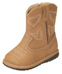 Squeak Me Shoes Boys Suede Toddler Cowboy Boot Size 3 - Brown Toddler Cowboy Boots, Baby Boots, Kids Boots, Cowgirl Boots, Cowboy Hats, Squeaky Shoes, Baby Kids, Cute Babies, Baby Girl Fashion