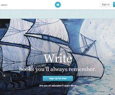 Storybird - Crie um livro de histórias - Ferramentas Educativas