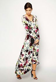 Modest maxi dress with sleeves   Mode-sty #nolayering