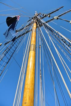 Tall Ships tour - Collingwood - 2013 Went with my dad and had an amazing day!