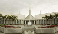 Buenos Aires Argentina Mormon Temple
