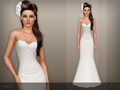Vintage Wedding Dress 38 By BEO