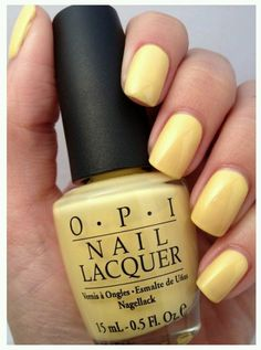 OPI — One Chic Chick (Soft Shades Collection | Spring 2016) | Make ...
