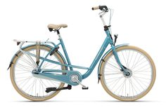 Batavus Ladies Bike Mambo Deluxe 48cm Roller Brake 7S Green