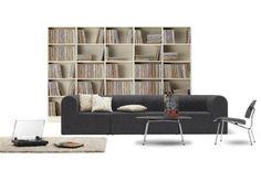 Paustian Modular Sofa by Erik Rasmussen