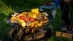 Using the Robens Bighorn for a Family Campfire Cookout - Get Out With The Kids Family Camping, Campaign, Content, Medium, Cooking, Food, Kitchen, Essen, Meals