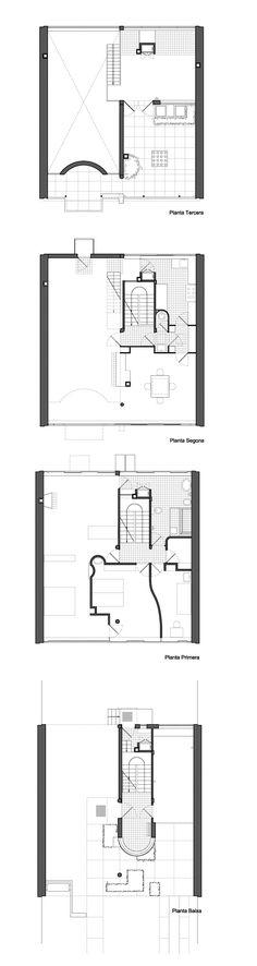 Le Corbusier, Cook House, 1926-27 - www.maurosalfo.it - immobiliare@maurosalfo.it +39.339.78.54.440