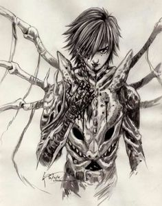 A  very creepy version of Hiccup. < Extremely creepy, but I like it anyway. :)