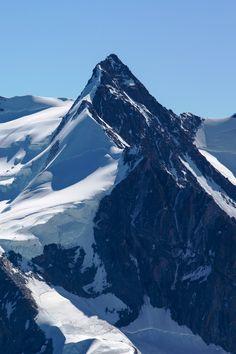 Dent Blanche, Valais, Switzerland.